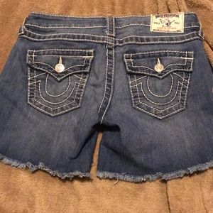 Women True Religion shorts